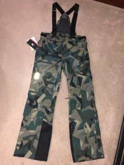 Mens SPYDER Athletic Dare Ski/Snowboard Pants LARGE MSRP $25
