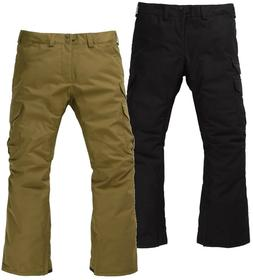 Mens BURTON Cargo Pants - Relaxed Fit Classic Shell Snowboar