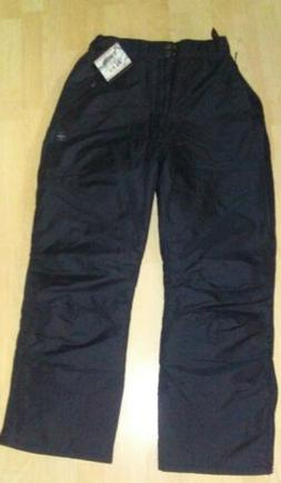 Swiss Alps Mens Insulated Ski & SNOW Pants  LARGE