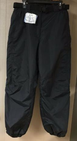 Columbia Mens Snow Pants Ski Snow Board Large 100% Nylon W/