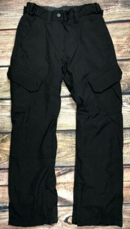 mens snow pants ski stretch water resistant