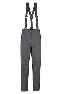Mountain Warehouse Mens Waterproof Ski Pants 100% Nylon with