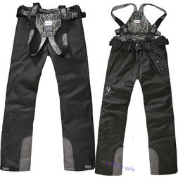 mens waterproof ski pants overalls snow trousers