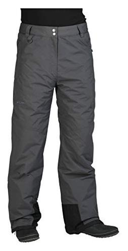 Arctix Men's Mountain Ski Pant, Charcoal, X-Large