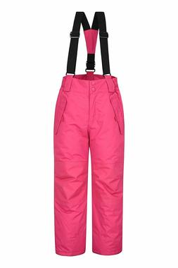 Mountain Warehouse Honey Kids Snow Pants - Ski Bibs, Suspend