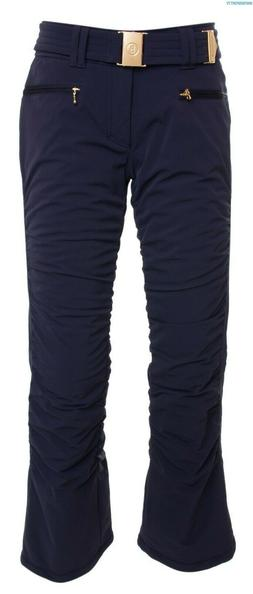 New $790 Bogner Luna Womens Ski Pants Navy Blue Size 8 Ladie