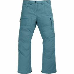 NEW Burton Insulated Covert Pant Storm Blue -W20 snowboard s