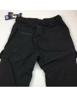 NEW Mens Black Gerry Ski Snow-Tech Snowboard Pants Fleece Li