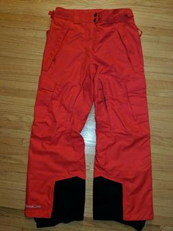 new without tags Columbia Omni Heat Bugaboo snow pants ski s