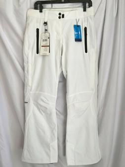NEW Boulder Gear Women's Luna Pant Ski Pants - Size 6, White
