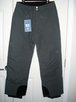 NEW WHITE SIERRA WOMENS TOBOGGAN INSULATED SKI SNOW PANT SIZ