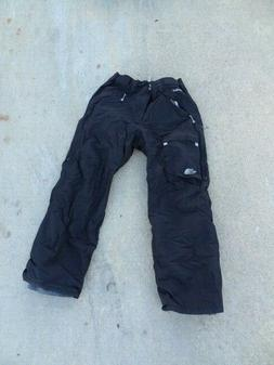 Nice Used The North Face HyVent Snow Pants Ski  Snowboard Me
