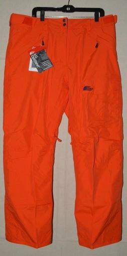 North Face Mens Freedom Insulated Ski Snow Pants Hyvent Wind