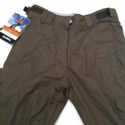 Karbon Silver Trim Short Mens Ski Pants