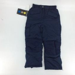 NWT iXTREME Outfitters Snow Pants Boys/Girls  5-6 Navy Blue