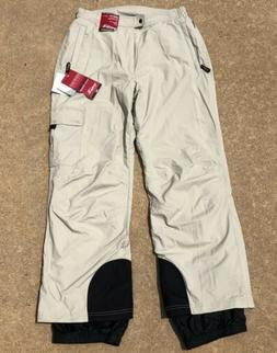 NWT Men's Obermeyer Insulated Ski Snowboard Cargo Pants, Mul