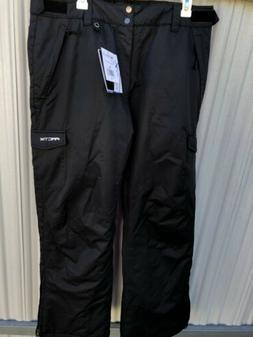 NWT Arctix Men Ski Pants Large Black