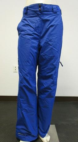 NWT Mens Columbia Snow Gun Cargo Insulated Waterproof Snow W