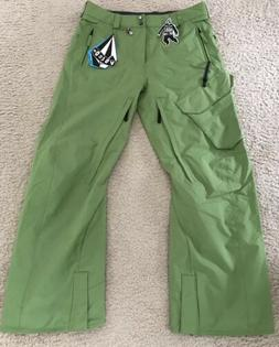 NWT Men's Volcom Ventral Ski and Snow Pant- Size Large