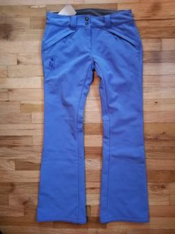 NWT Mountain Hardwear Sharp Chuter Softshell Ski Pants FLEEC