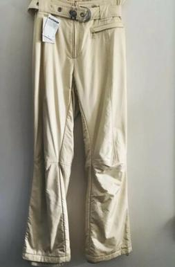 NWT Women's Sportalm Ski Pants Snow Belted Austria Women