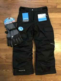 NWT COLUMBIA youth Bugaboo Insulated Ski/Snow Pant Size XS W