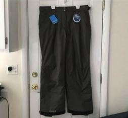COLUMBIA Omni-Tech Boundary Run Insulated Ski Snow Pants 208