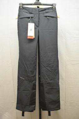 Spyder Orb Softshell Insulated Ski Pants, Women's Size 4, Bl