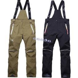 Outdoor Waterproof Men's Warm Ski Snowboard Pants Winter Hik
