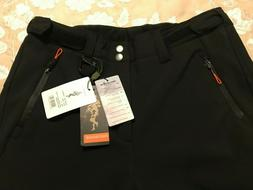FREE SOLDIER Outdoor Women's Water Resistant Softshell Pants