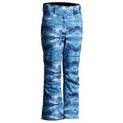 Descente Selene Jr. Ski Pants - Girls - Storm Blue  - 10