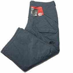 The North Face Seymore Pants 2XL Short Gray Snowboard Ski Sn