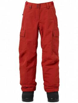 - Burton Boys Exile Cargo Pt Pants. Shipping is Free