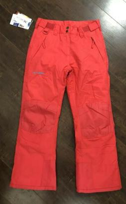 Arctix Snow Board Ski Pants Girls Bright Pink Coral Bottoms
