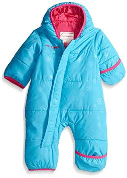 Arctix Infant Snow Bunting Suit, Aqua, 12/18 Months