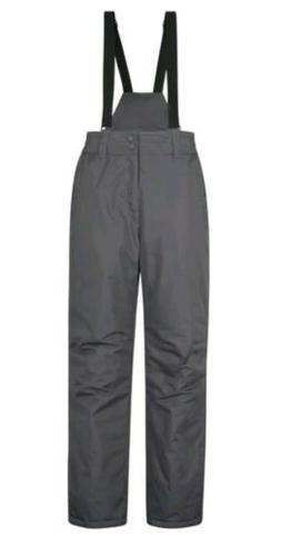 Mountain Warehouse Snow Mens Ski Snow Pants 48 x 31 Gray