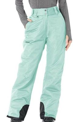 Arctix Women's Snow Pants, X-Large, Island Azure