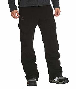 Gerry Men's Snow-tech Pants Boarder Ski Pant 4 Way Stretch,