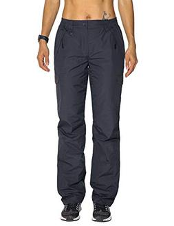 Nonwe Women's Snowboarding Cargo Pants Outdoor Hiking Windpr