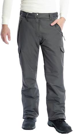 Men's 1960 Snow Sports Cargo Pants, Large, Charcoal