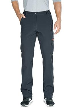 "Unitop Men's Snowsports Snow Ski Pants Gray 36/32"" inseams"