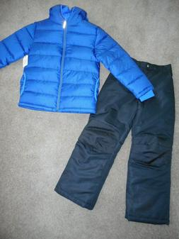 snowsuits boys ski pants puffer jacket coats