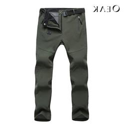 Oeak Sport Hiking <font><b>Pants</b></font> <font><b>Men</b>
