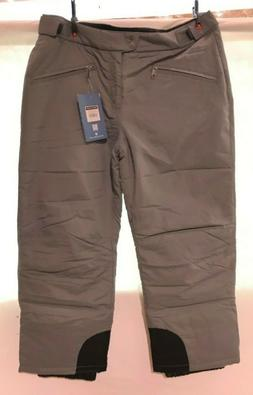 t9705w29 womens toboggan insulated ski snow pant