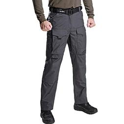 FREE SOLDIER Outdoor Men Teflon Scratch-Resistant Pants Four