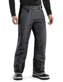 TSLA TM-YKB81-CHC_Small Men's Rip-Stop Snow Pants Windproof