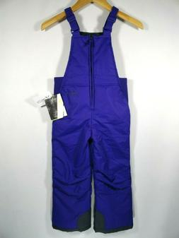 Arctix Infant/Toddler Insulated Snow Bib Overalls,Purple,5T