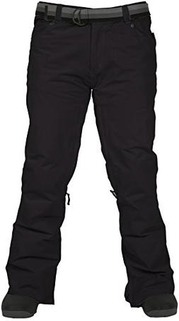 PWDR Room Women's Trace Pants, Small, Black