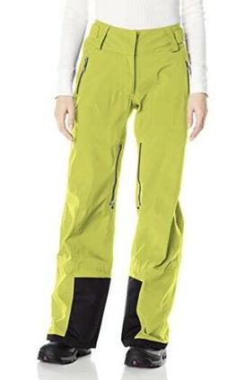 Spyder Turret Shell Ski Pants Snow RECCO Waterproof L Women'