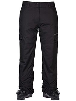 union insulated mens ski pants small black